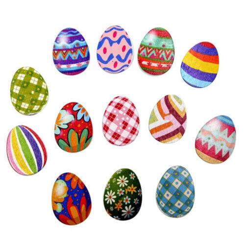 10PCS DIY Foam Easter Eggs Foam Crafts for Easter Party Decor 3//4//5//6//7CM EggsXD