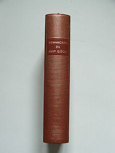 La-Pleiade-ROMANCIERS-DU-XVIIe-SIECLE-ANTOINE-ADAM-NRF-1962
