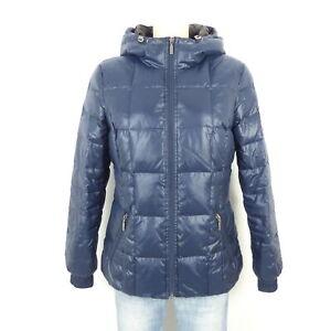 Details about ESPRIT Daunenjacke Jacket Damen Blau Navy Gr. 38 M