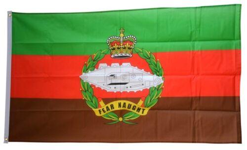 Fahne Großbritannien British Army Royal Tank Regiment Flagge britische Armee His