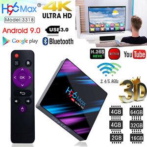 H96-Max-3318-Smart-TV-Box-4G-64G-Android-9-0-WiFi-Quad-Core-1080p-4K-Set-Top-Box