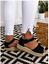 Nouveau Haut Femmes Plateforme Sandales Espadrille Bride Cheville Comfy Été Chaussure Taille