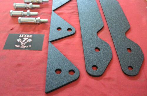 "2/"" Lift Kit for Polaris Scrambler 850-1000 2013-2019 Black"
