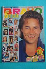 Zeitschrift BRAVO Nr.39 / 1987, Don Johnson, Jason Connery, Madonna
