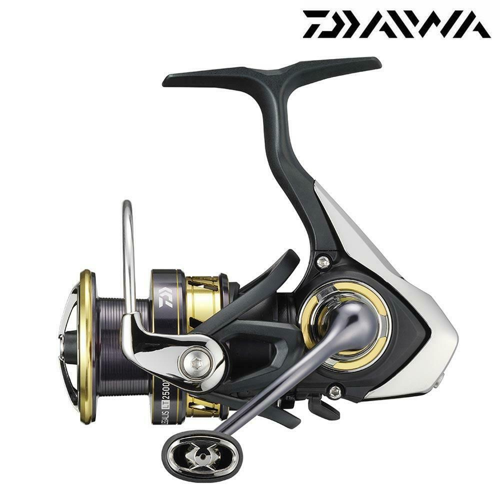 DAIWA LEGALIS LT FISHING REEL - SALMON COARSE PIKE MATCH FISHING