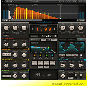 Waves-H-REVERB-Hybrid-Reverb-Plugin-Audio-Software-NEW