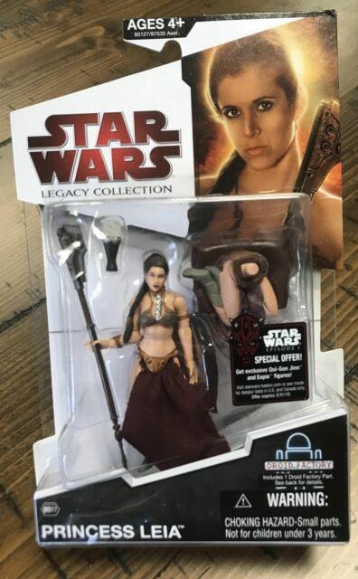 Princess Leia Slave Outfit STAR WARS Original Trilogy Collection OTC #33 33