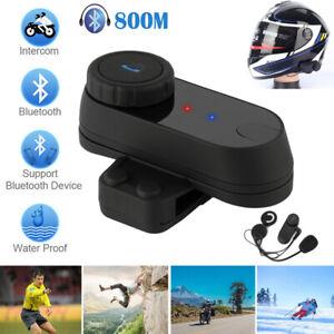800M-BT-Interphone-Motorcycle-Motorbike-Bluetooth-Helmet-Intercom-FM-headset