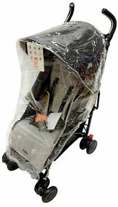 Raincover Compatible with Obaby Atlas V2 Tour Chase 3 Pushchair