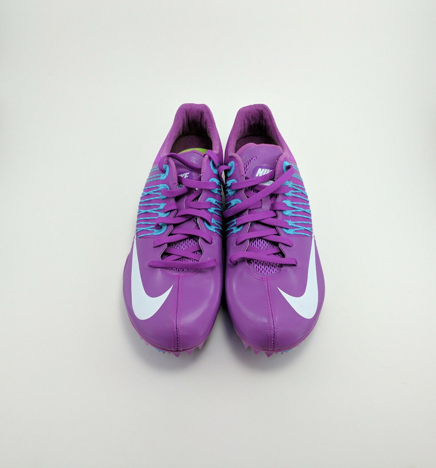 NEW Nike Zoom Celar 5 Track Sprint Spikes Hyper purple Purple Sz 8.5 629226-514