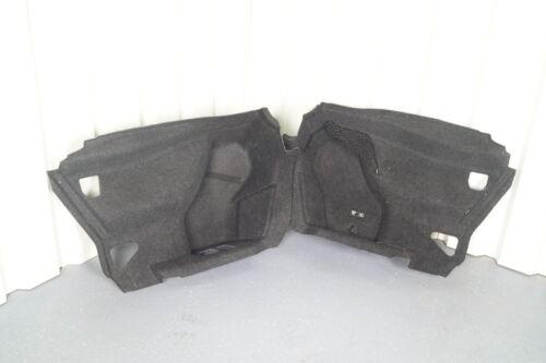BMW 1er E87 LCI Verkleidung Abdeckung Gepäckraum Kofferraum 7123501 7145957