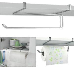 Küchenrollenhalter Ohne Bohren küchenrollenhalter rollenhalter papierrollenhalter schrankeinsatz
