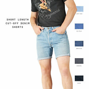 Mens Vintage Levis Short Length Denim Shorts (Grade A) Levi Strauss Various  Size | eBay