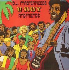 D.J. Masterpieces U-Roy And Friends (Vista-Sounds Vinyl-LP France 1983)