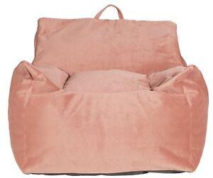 pink bean bag ebay
