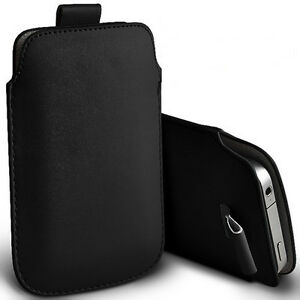 Accessory-Case-Cover-Wallet-Push-black-faux-leather-For-Seri-HTC