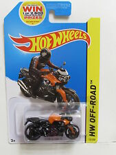 HOT WHEELS 2014 HW OFF ROAD - HW MOTO BMW K 1300 R BLACK