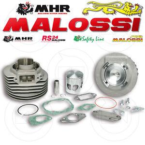 Adroit Malossi 3115829 UnitÉ Thermique Mhr ø 57,5 Aluminium 130cc Sp. 15 Vespa Ets 125