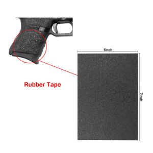 Tactical Grips Material Sheet Textured Rubber Grip Tape
