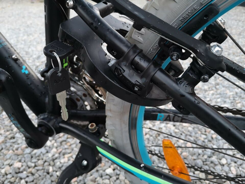 Cube, anden mountainbike, 24 tommer