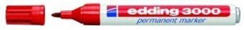 Farben wählbar Edding 3000 Original oder Edding 300 Permanentmarker 1,5-3 mm