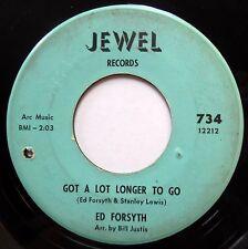 ED FORSYTH 45 Got A Lot Longer To Go / How Old Do.. TEEN Popcorn 2 SIDER e0617