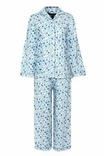 216df76745 Champion Ladies Floral Brushed Cotton Pyjama Wyncette High Quality Warm  Soft New