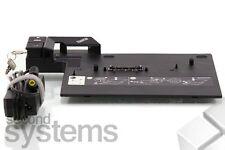 IBM Lenovo ThinkPad Docking Station 2504 42w4637 42w4636 r61 t61 t60 t400 r400