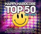 Happy Hardcore: Top 50 Best Ever by Various Artists (CD, Nov-2013, 2 Discs, Cloud 9 Holland)