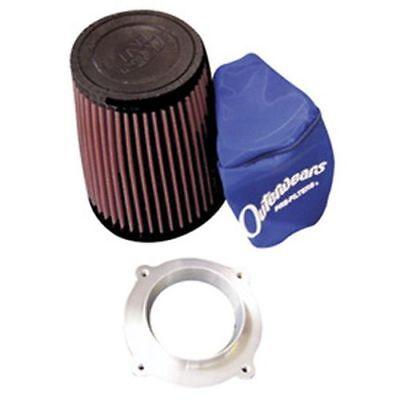 Dual Stage Air Filter Honda 2006-2009 TRX450R /& 2006-2014 TRX450ER Sportrax