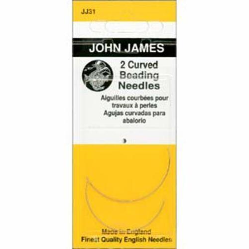 2 to 25 John James English Beading and Sharps Needles