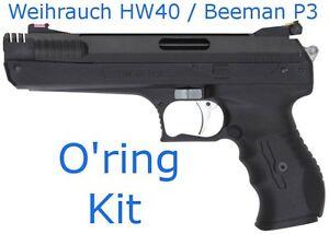 Weihrauch-HW40-Beeman-P1-O-039-ring-Kit