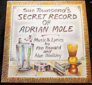 SUE-TOWNSHEND-039-S-Secret-Diary-Of-Adrian-Mole-LP