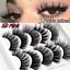 5Pairs-Mink-3D-Natural-False-Eyelashes-Makeup-Long-Thick-Mixed-Fake-Eye-Lashes thumbnail 4
