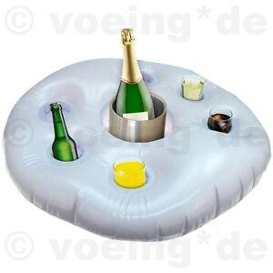 Gonflable De Boissons Support eau-tablette bar boissons île poolbar wasserbar  </span>