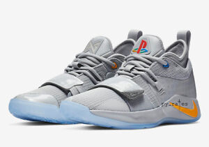 best website 81357 23bd8 Details about Nike PG Paul George 2.5 Playstation Grey GS BOYS BQ9677 001  SZ:4y-7y
