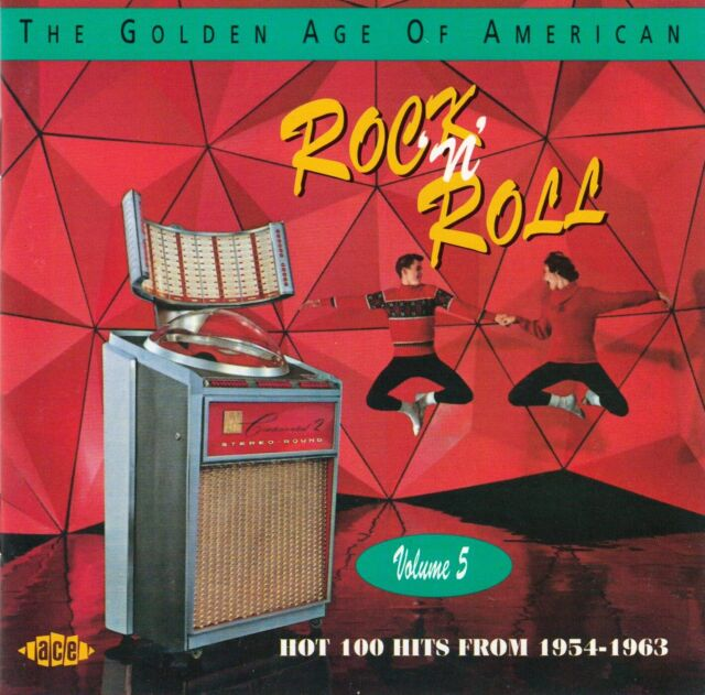 Golden Age of American R&R Vol. 5 by VA (CD 1994, Ace UK CDCHD 600, Like NEW)