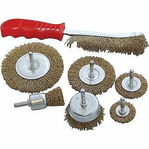 Heavy Duty Drill Wire Wheel Cup 75mm Brush Metal Cleaning Rust Sanding