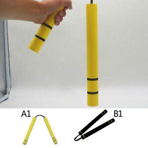 Training Foam Nunchaku Nunchucks Stick Practice for Karate Martial Arts Toys