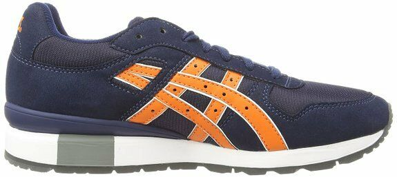 Asics GT 2  Trainers Navy  2 Orange Sneakers Gel Lyte III Ship internationally 9c6bfd