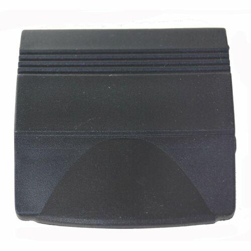 Verschluss für Putzbox schwarz