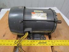 Dayton 3KW98 2HP Electric Motor 208-230/460V 3PH 1170RPM 184T Frame