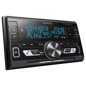 KENWOOD-2-DIN-BLUETOOTH-USB-Autoradio-Radio-Set-fuer-SMART-ForTwo-451-07-09-10