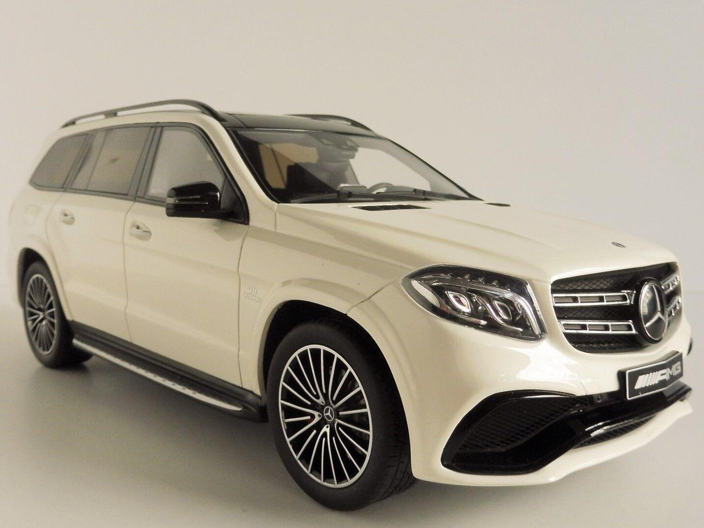 Mercedes-Amg Gls63 1 18 Mercedes 50years Gt Spirit B66965709 GLS 63 X166