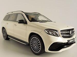 Mercedes-amg Gls63 1/18 Mercedes 50ans Gt Spirit B66965709 Gls 63 X166 Limited