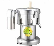 New Professional Commercial Juice Extractor Vegetable Juicer Single Blade Y
