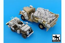 Black Dog T35016 1/35 British SAS Jeep & Chevrolet north Africa 1942