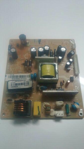 Gematigd Re46zn0602-20131031 Power Board