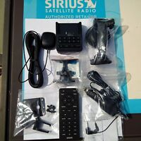 Sirius Stiletto 2/sl2/slv2 Vehicle Car Kit + Remote Control + Window Mount