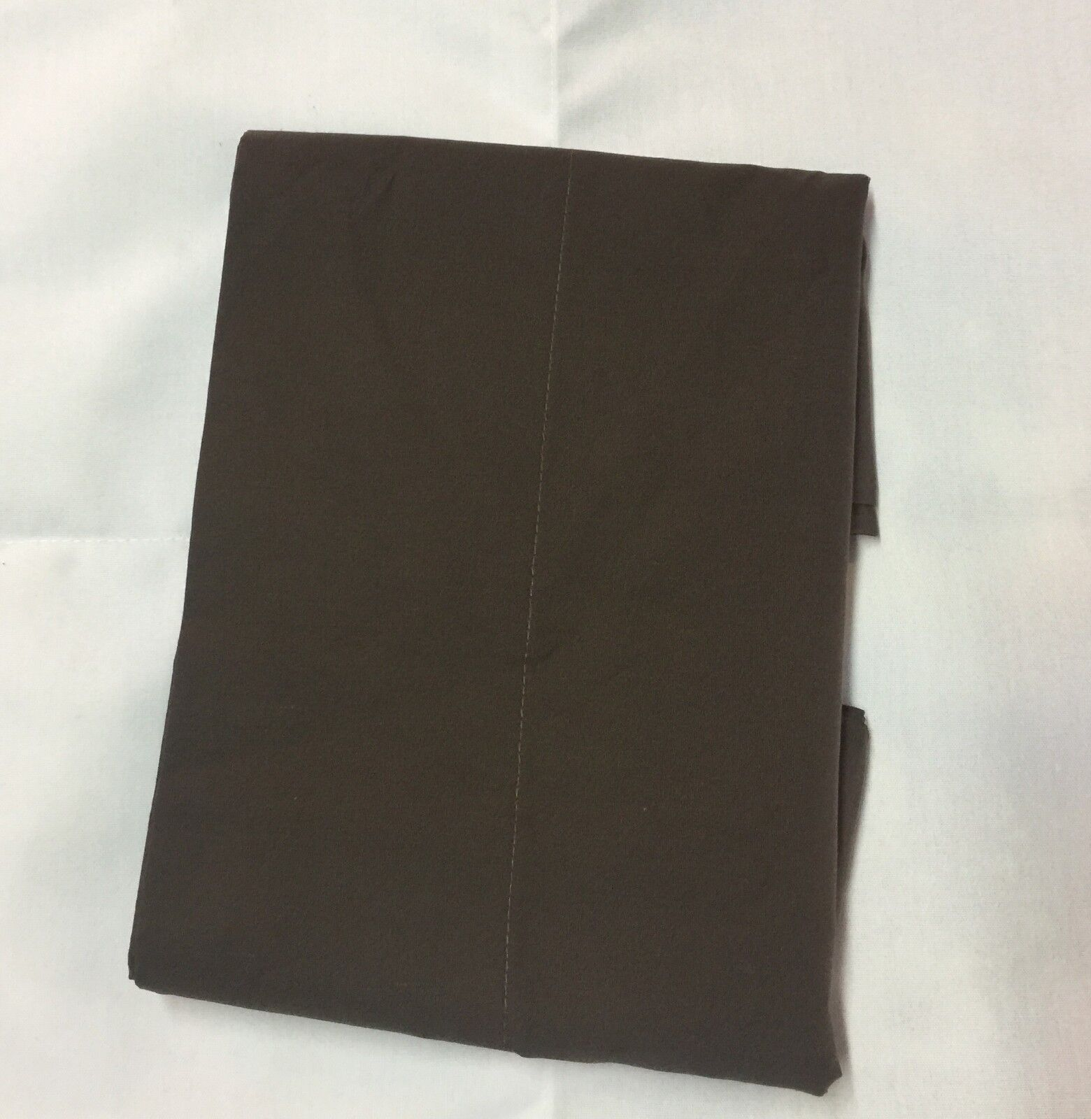 Brown Solid Pillow Case Room Essentials Brown - Lot of 100
